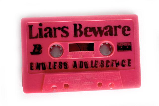 Liars Beware Tape