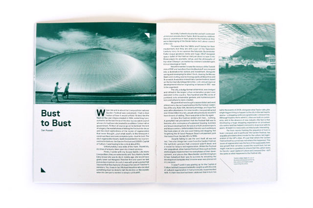 The Modernist Issue Three