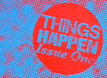 Things Happen Issue One